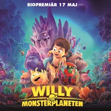 Willy & Monsterplaneten (Sv. tal)
